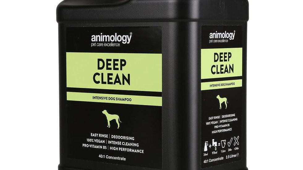 Animology Deep Clean Shampoo 2.5 litre