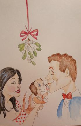 Merry Kissmas!