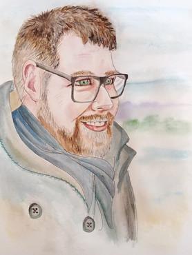 Jeff portrait