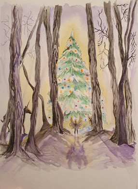 Magical Forest Christmas