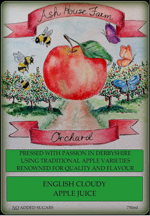 Orchard Label