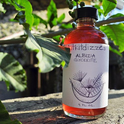 Albizia Glycerite - 4 oz.