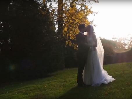 JOSH AND MARISSA | ALDIE MANSION WEDDING