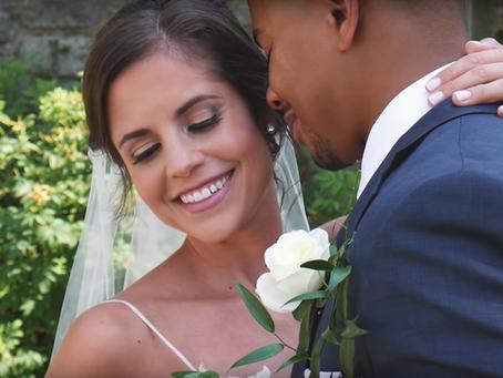 KEVIN AND COURTNEY | BLUESTONE COUNTRY CLUB WEDDING
