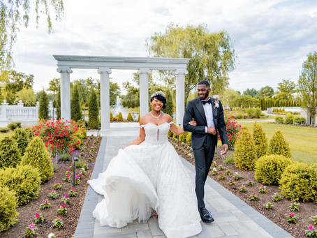 Jacea and Walter | The Mansion on Main Street