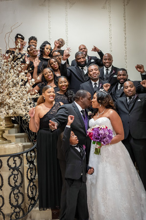 Jenkins Bridal Party