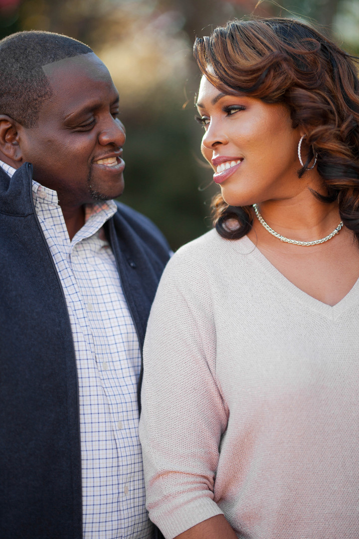 Kennon and Teeonna Engagement