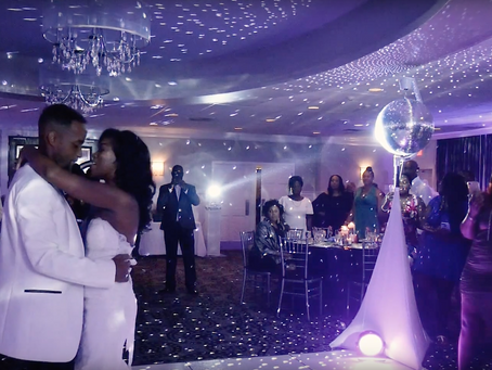 Jordan and Laquasha | Ramblewood Country Club Wedding