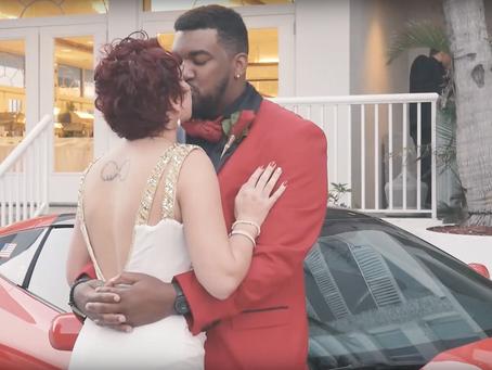 JOSH AND JAZMYNE | ST. PETERSBURG FLORIDA WEDDING