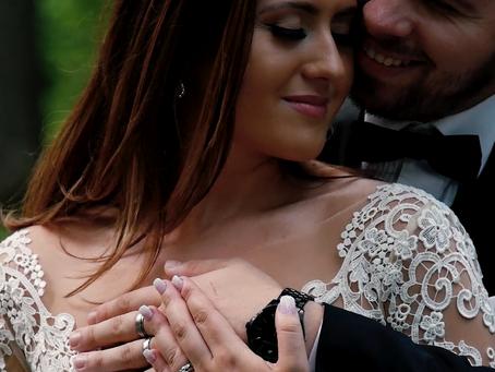 Suela and Radu | Pen Ryn Estate Wedding