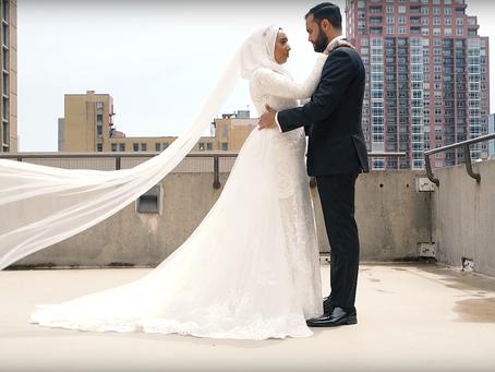 Nejat and Salahdine | Doubletree Philadelphia Wedding
