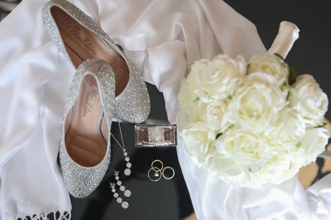 Tatiana's Bridal details