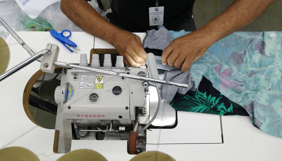 Hand-Sewn