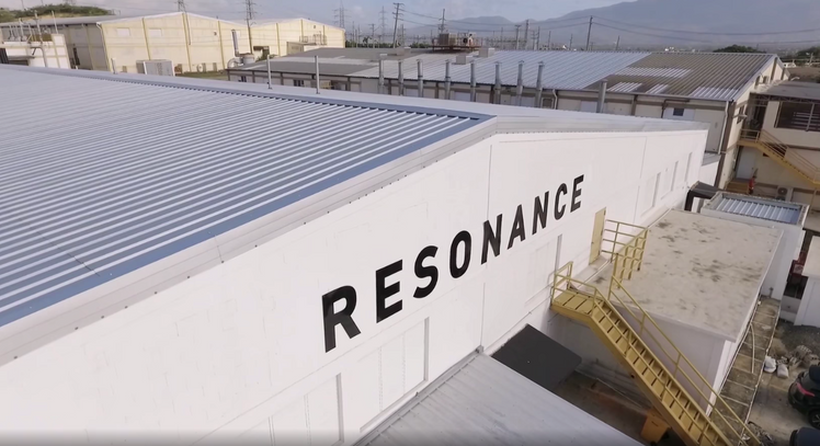 Resonance factory in the Dominican Republic