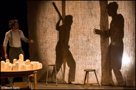 Een vorig leven - theater tournee