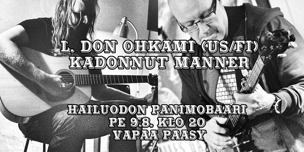 L Don Ōkami ja Kadonnut Manner