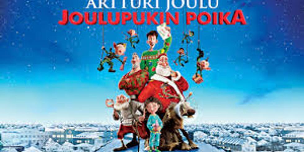 Artturi Joulu, Joulupukin poika
