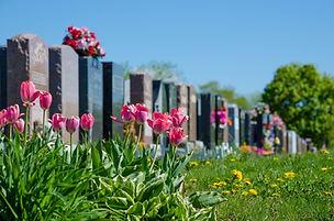 Baie-Comeau monuments funéraires granite