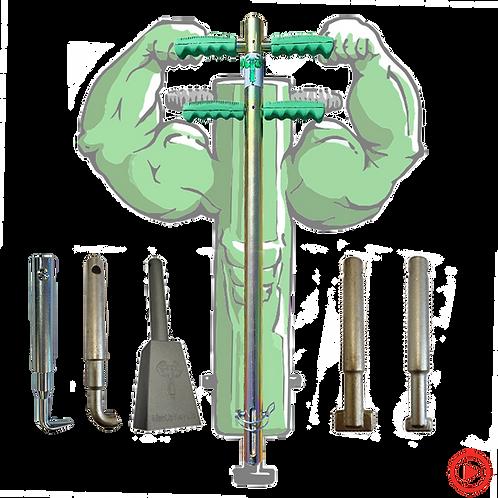 ManUp Key Gas Network Set