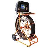 Mini-Cam SoloPro+ pushrod drain camera system