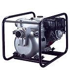 Compact trash pump