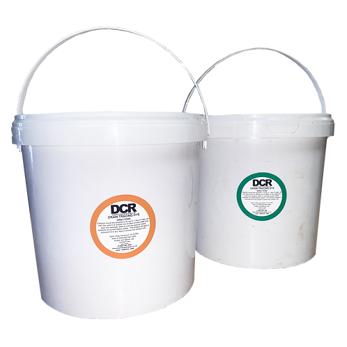 5KG Bucket DCR Highly Concentrated Drain Dye