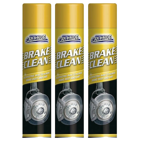 Brake Cleaner (Box of 12 Cans)