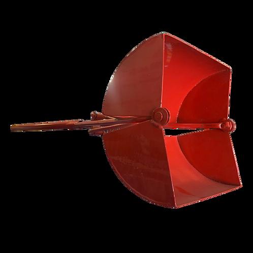 Square Bowl Gully Grab - 230mm x 2.5m
