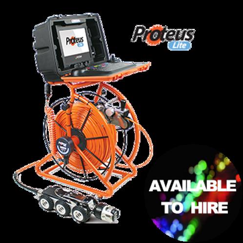 Mini-Cam Proteus Lite Crawler System