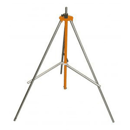 Plastic tripod for signs