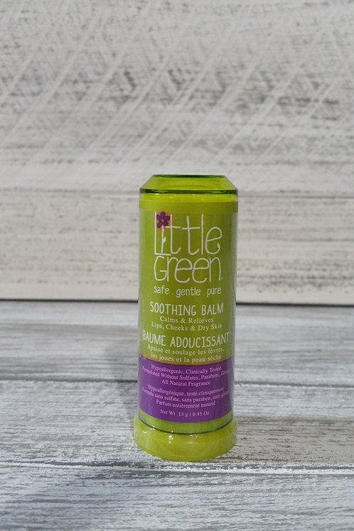 Baby Little Green Skin, Hair & Body Care - Soothing Balm