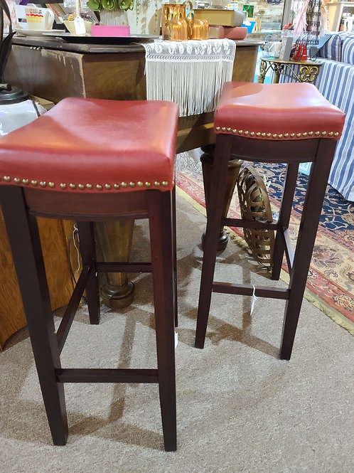 Red Top Barstools