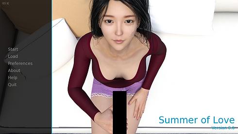 Summer of Love Main - Haru's Harem.png