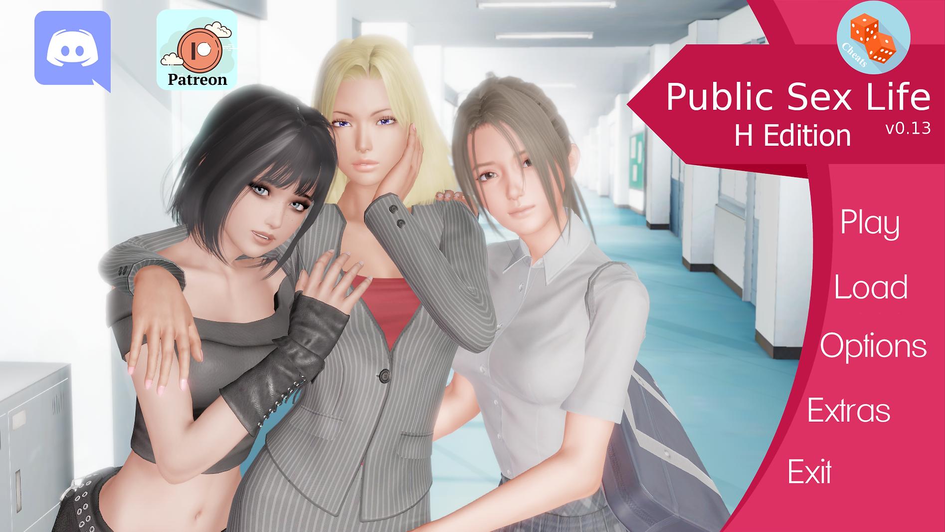 Public Sex Life H Main - Haru's Harem.pn