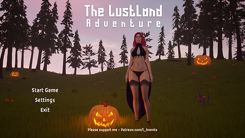 The Lustland Adventure Main - Haru's Har