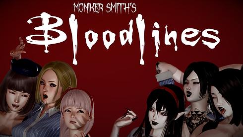 Moniker Smith's Bloodlines Main - Haru's