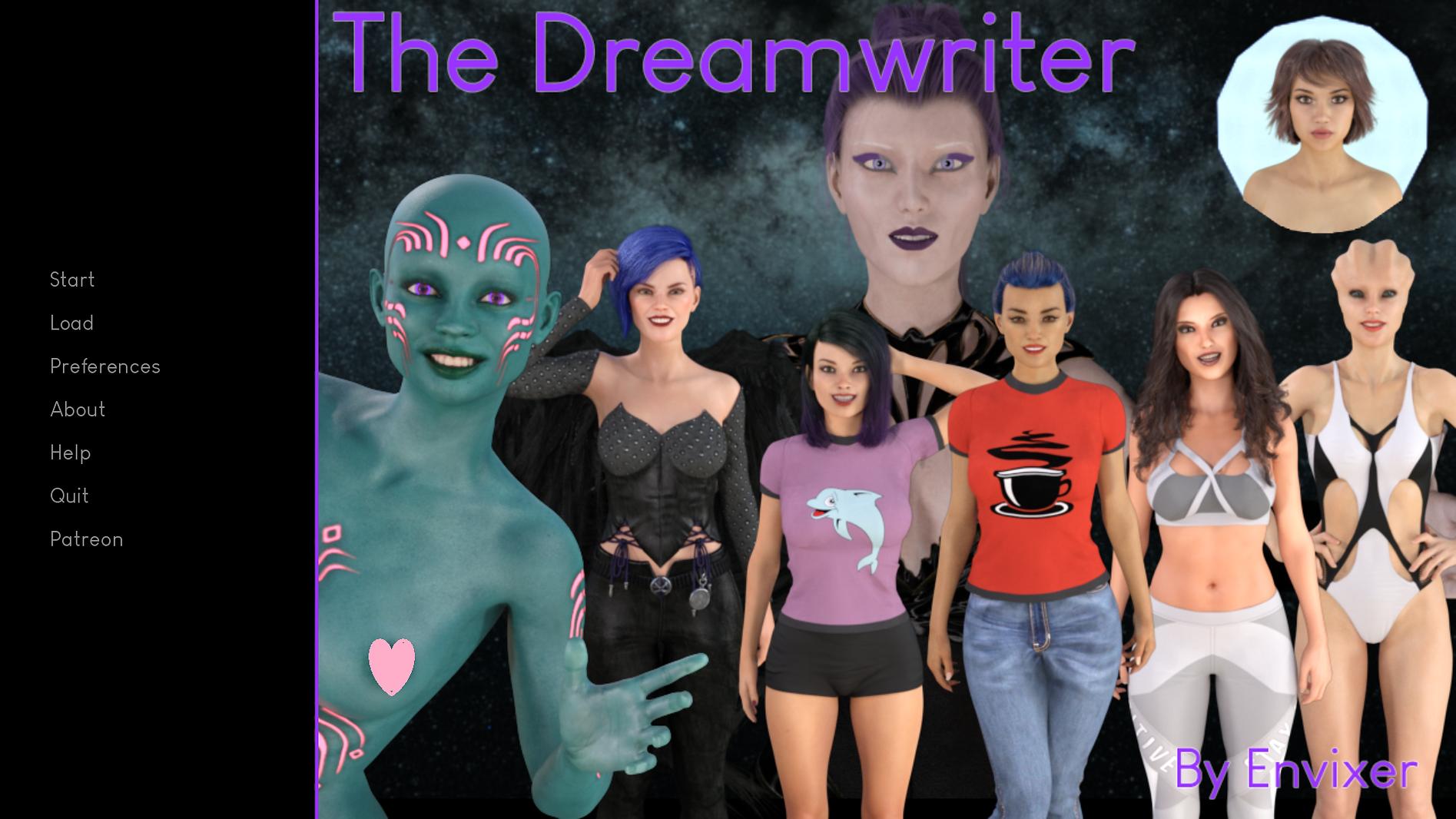 The Dream Writer Main - Haru's Harem.png
