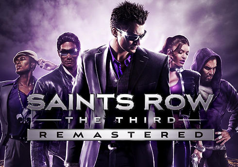 Saints Row The Third Remastered Main - H