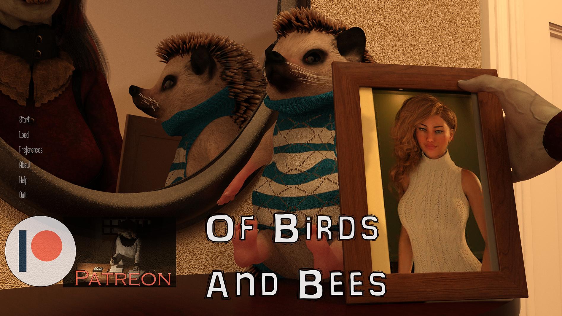 Of Birds and Bees Main - Haru's Harem.pn