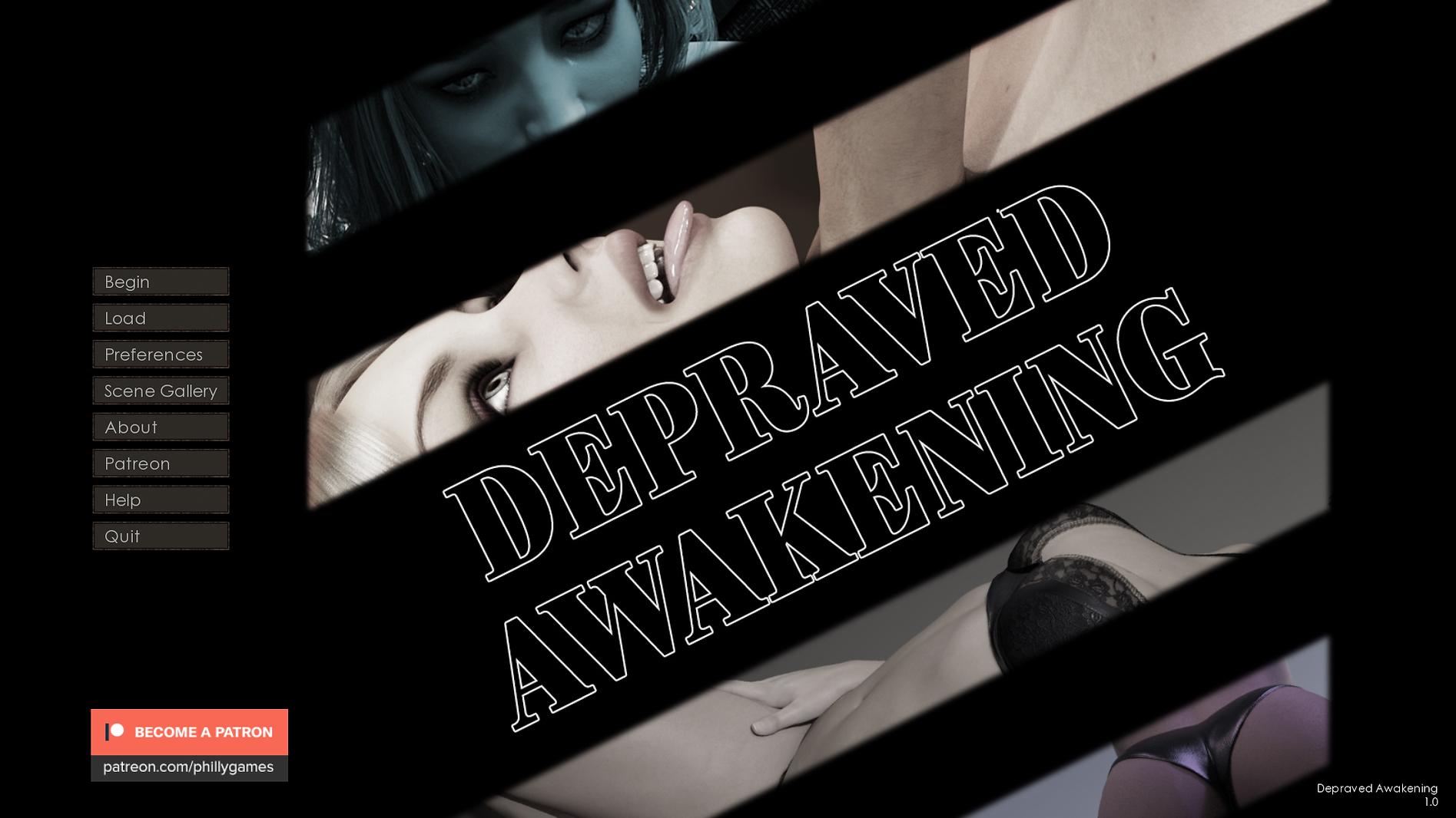 Depraved Awakening Main - Hru's Harem.pn