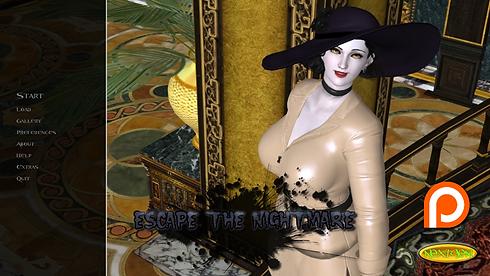 Escape The Nightmare Main - Haru's Harem