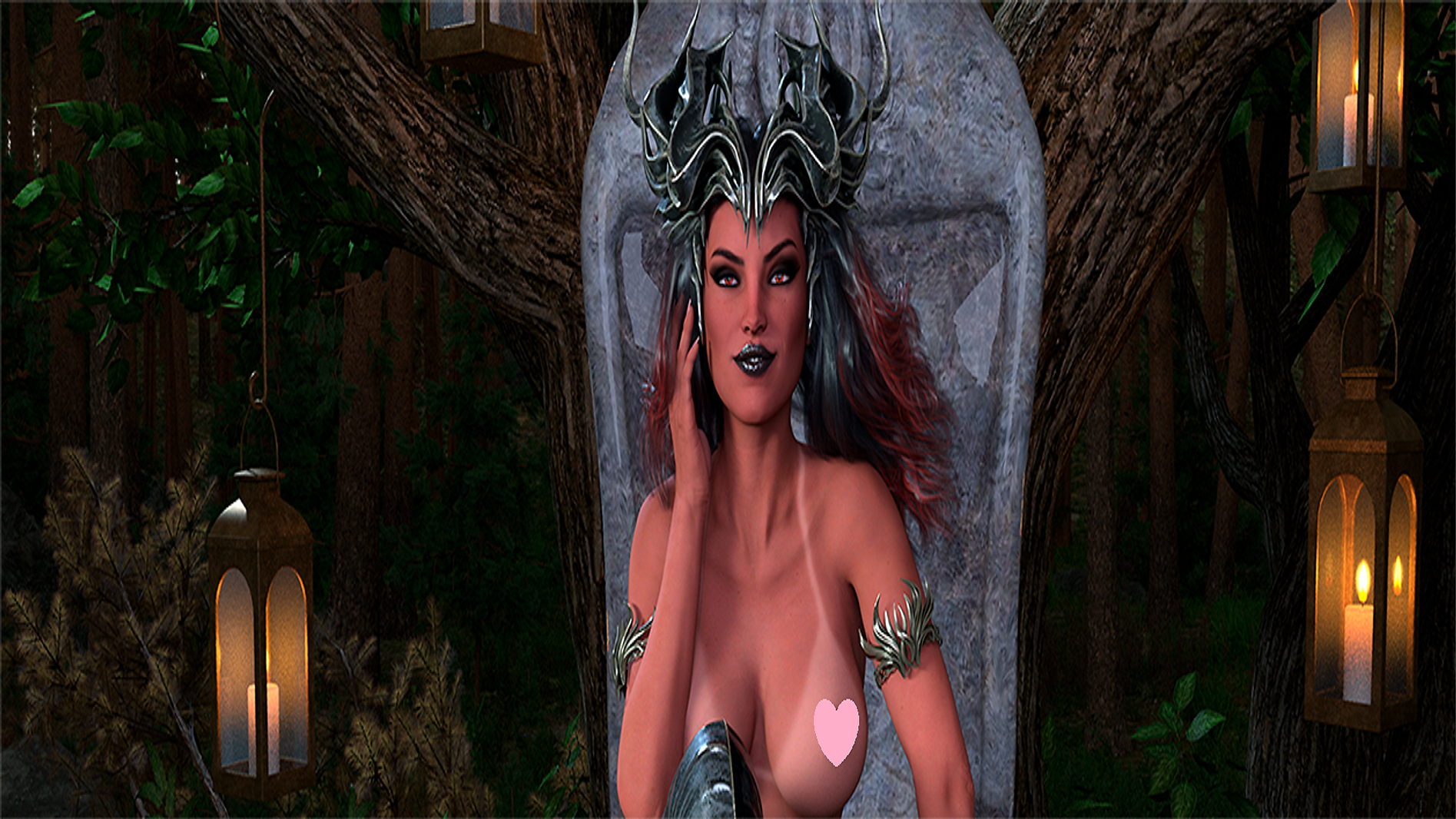 Orc's Quest A dick's girl tale Main - Ha