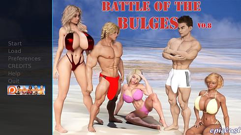Battle of the Bulges Main - Haru's Harem