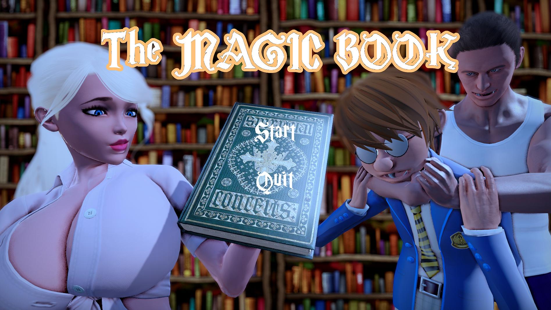 Magic Book Main - Haru's Harem.png