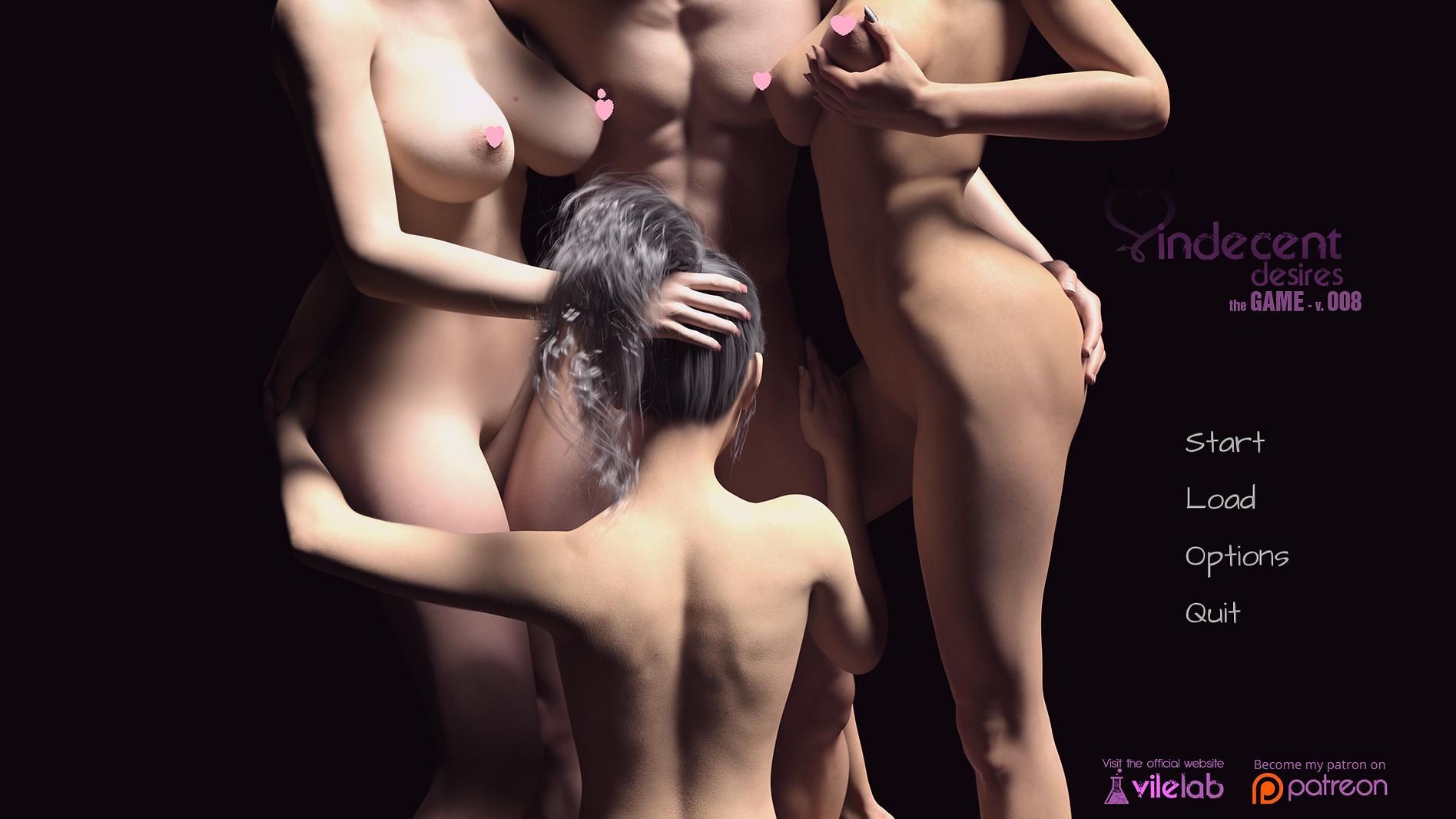Indecent Desires Main - Haru's Harem.png