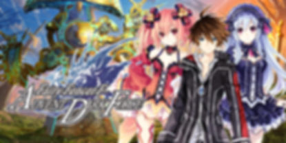 Fairy Fencer F Advent Dark Force tittle.