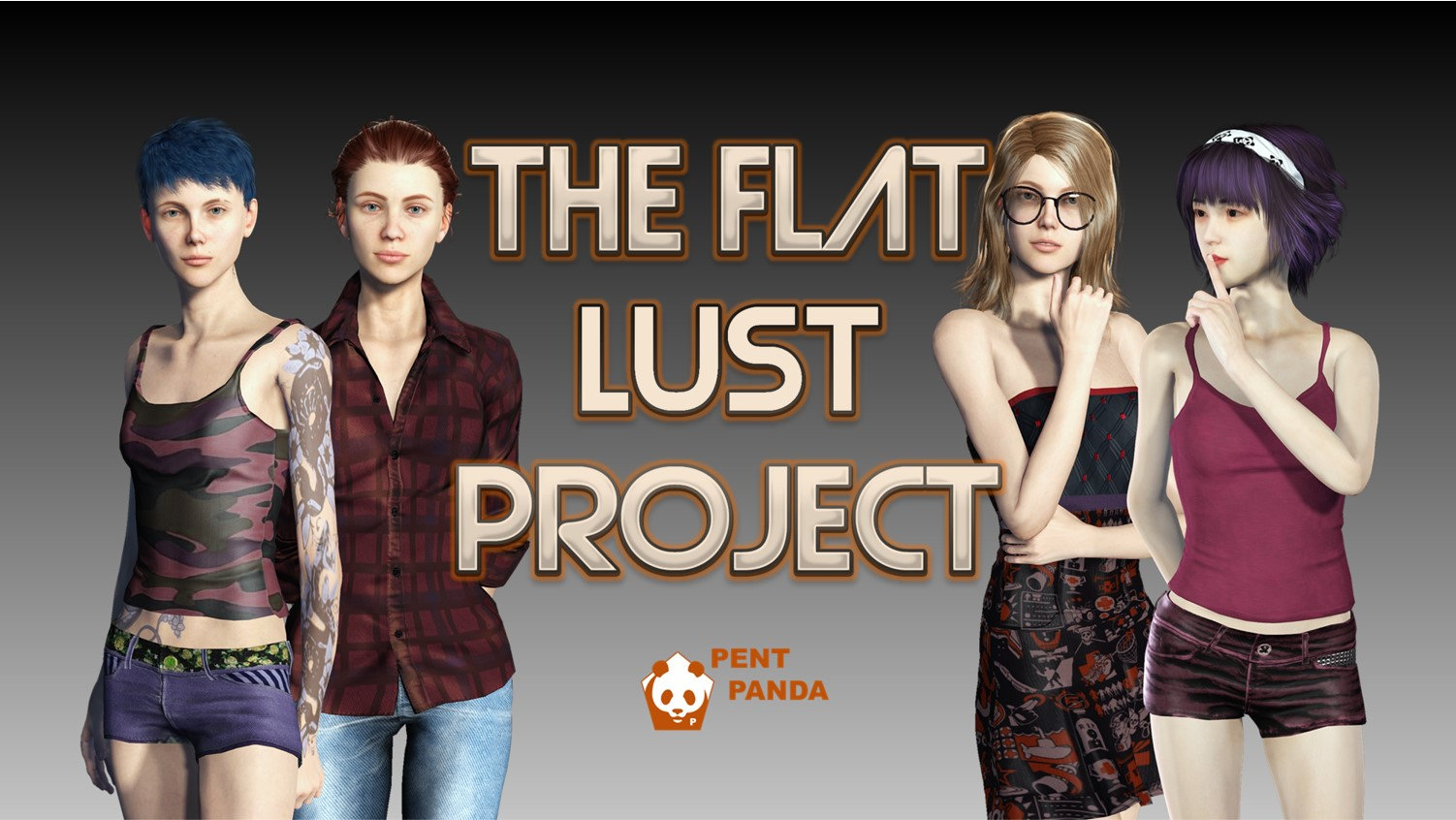 The Flat Lust Project Main - Haru's Hare