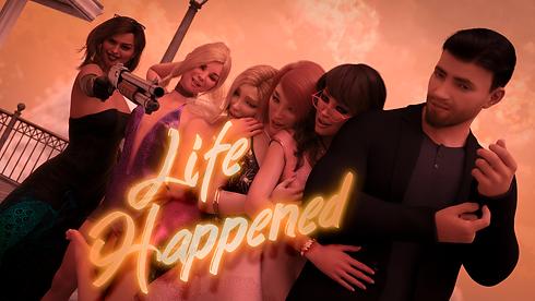 Life Happened Main - Haru's Harem.png