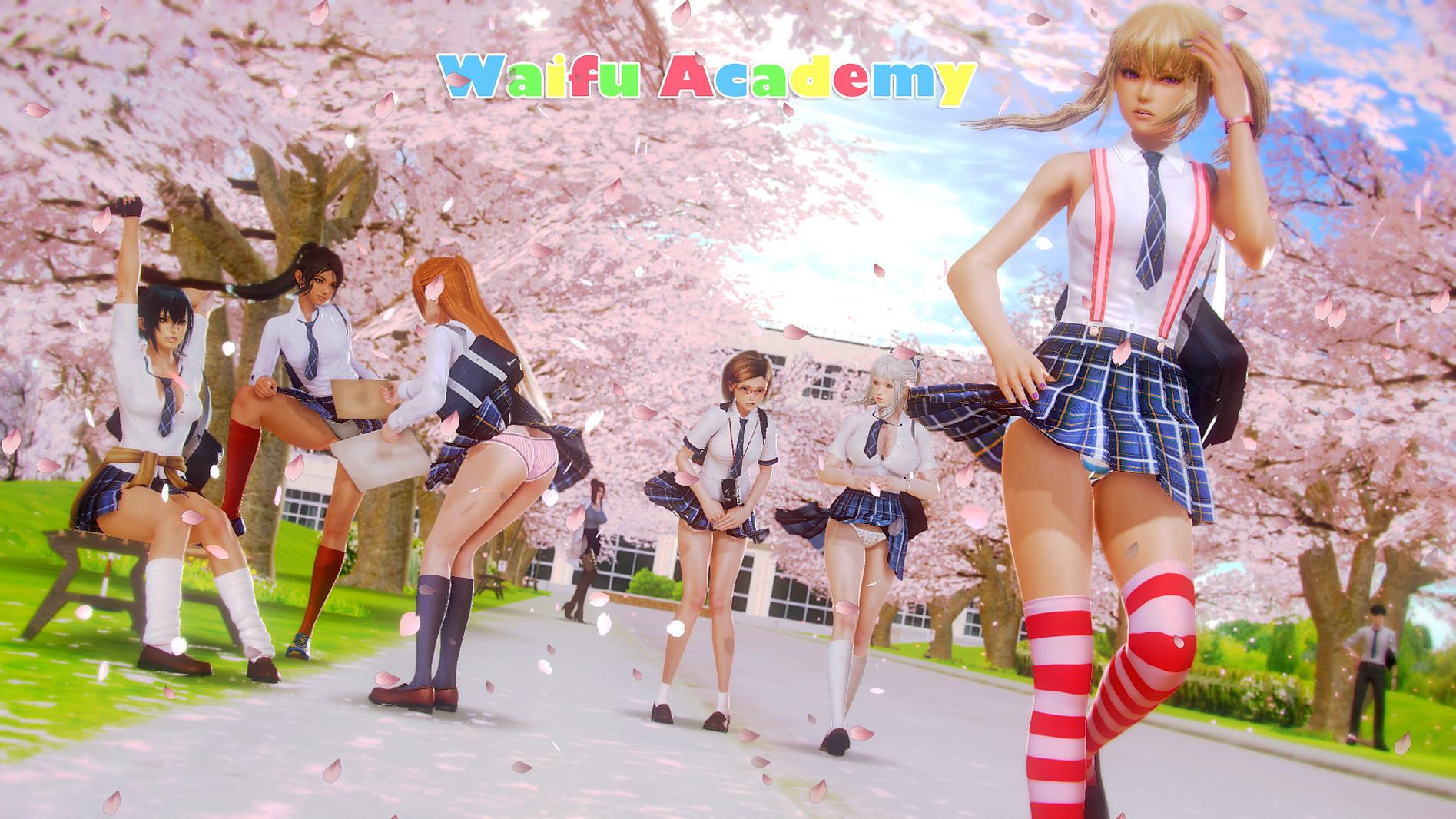 Waifu Academy Main - Haru's Harem.png
