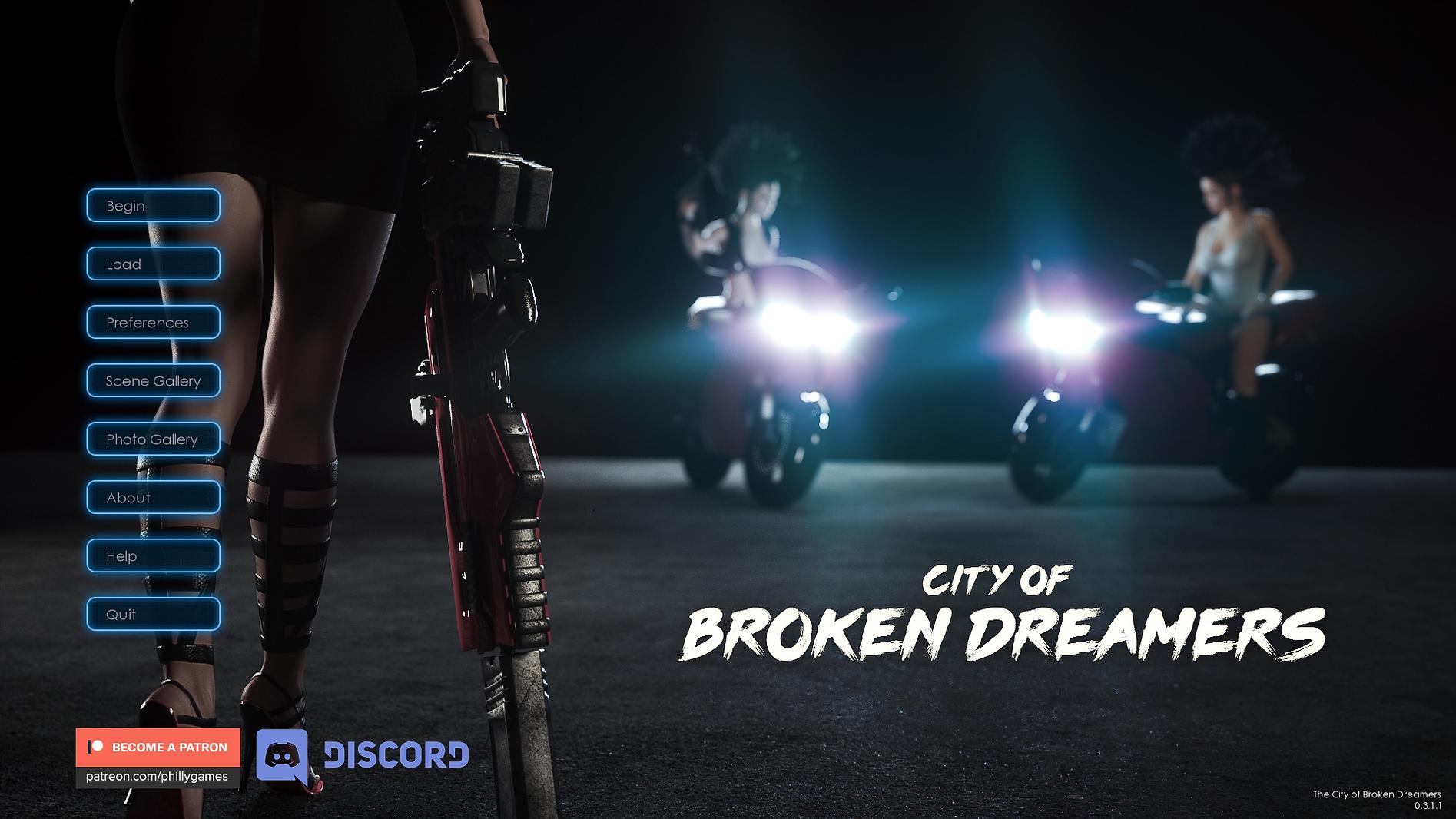 Broken Dreamers Main - Haru's Harem.png